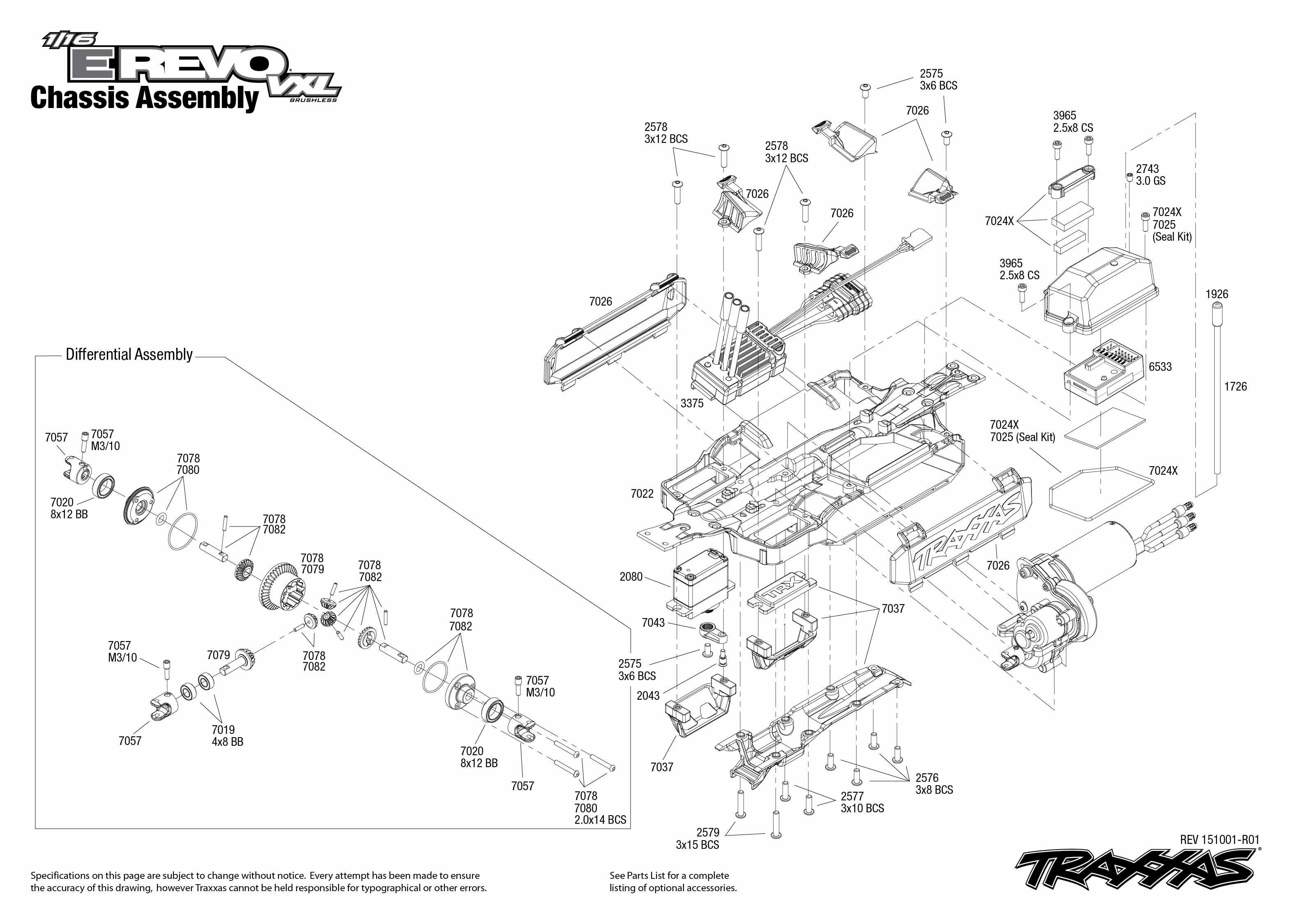 Index also St prod in addition 1 16 E Revo VXL 71074 1 Rear Assembly further 22689667 besides Traxxas Nitro Slash Parts Diagram. on traxxas 1 16 e revo parts diagram